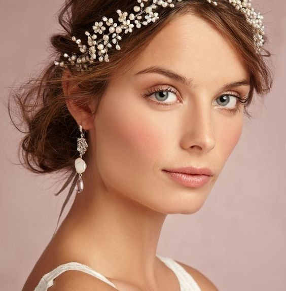 make up sposa naturale