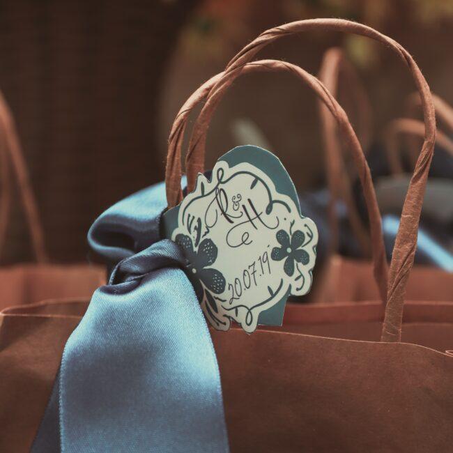 wedding bag del matrimonio
