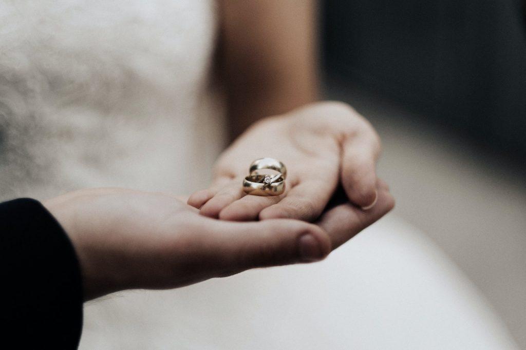 scambio degli anelli